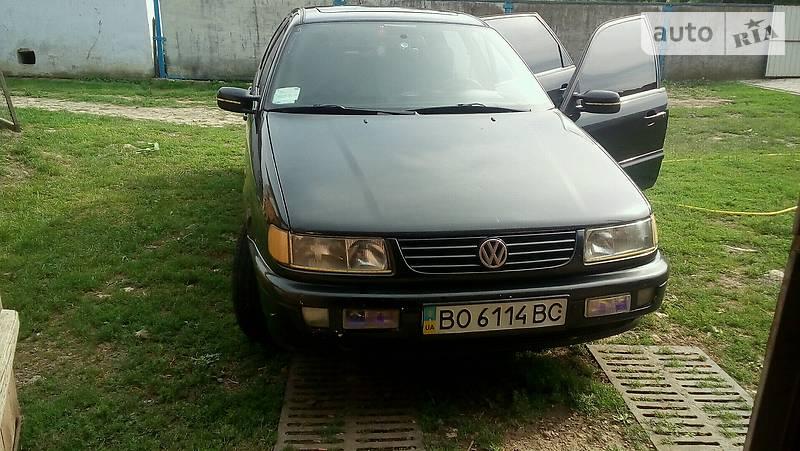 Volkswagen Passat 1994 года в Тернополе