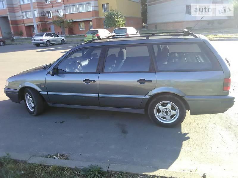 Volkswagen Passat B4 Sinkro