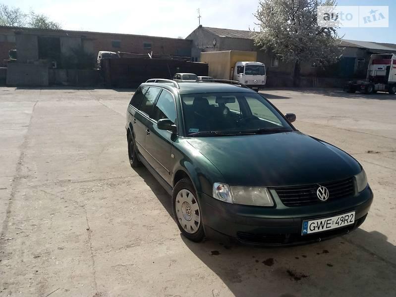 Volkswagen Passat B5 1998 в Ладыжине