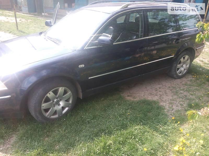 Volkswagen Passat B5 2001 в Черновцах