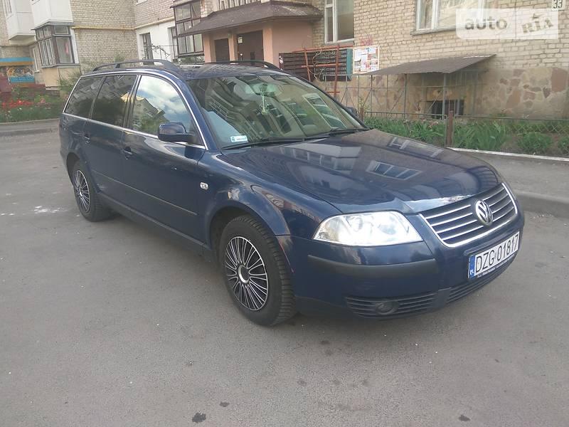 Volkswagen Passat B5 2001 в Луцке