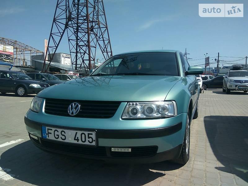 Volkswagen Passat B5 1998 в Черновцах