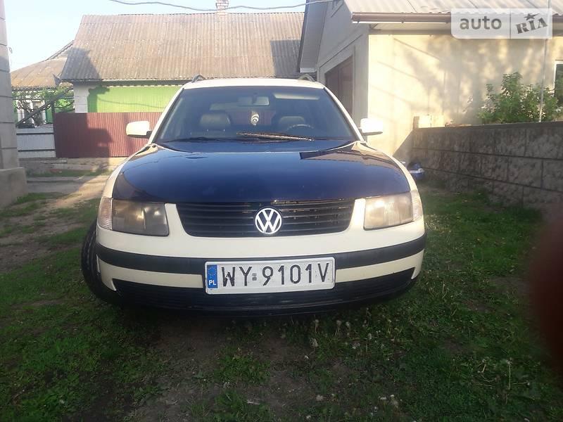 Volkswagen Passat B5 2000 в Виннице