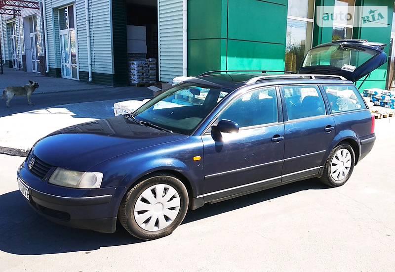 Volkswagen Passat B5 1999 в Николаеве