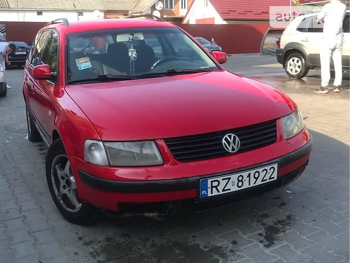 Volkswagen Passat B5 1999 в Львове