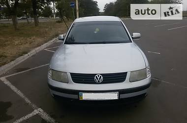 Volkswagen Passat B5 1997 в Донецке