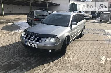 Volkswagen Passat B5 2003 в Чернівцях