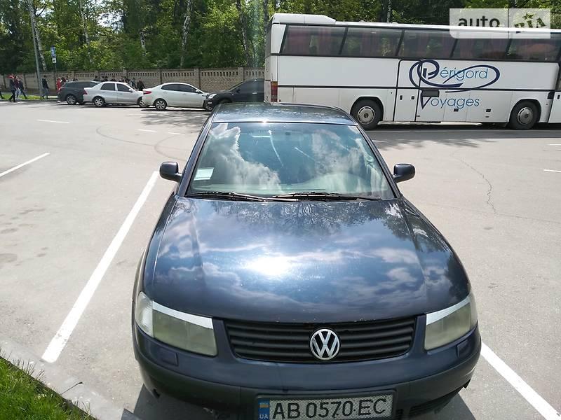 Volkswagen Passat 2000 года в Виннице