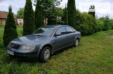 Volkswagen Passat B5 1996 в Львові