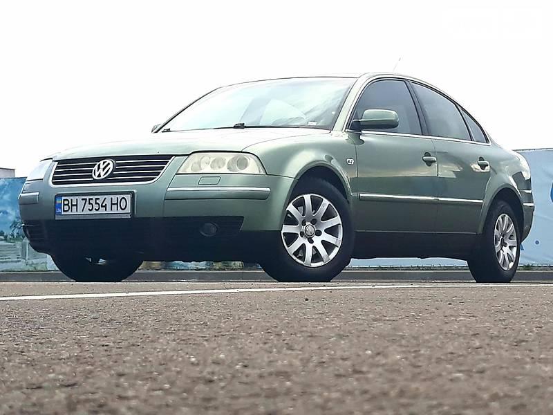 Volkswagen Passat 2003 года в Одессе