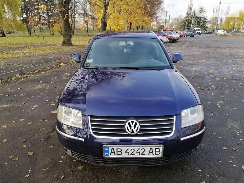 Volkswagen Passat B5 2005 в Виннице