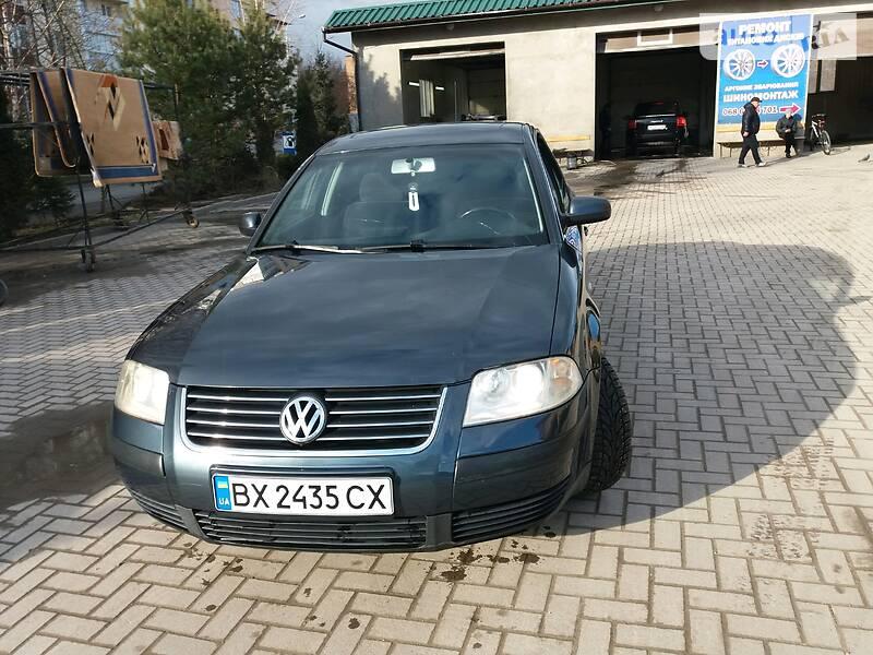 Volkswagen Passat B5 2003 в Каменец-Подольском