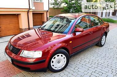 Седан Volkswagen Passat B5 1998 в Ивано-Франковске
