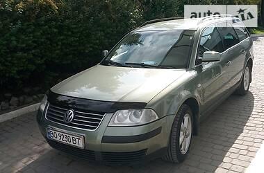 Универсал Volkswagen Passat B5 2003 в Тернополе