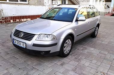 Универсал Volkswagen Passat B5 2003 в Черкассах