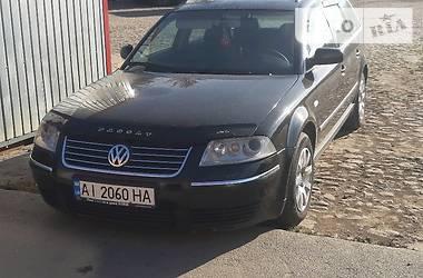 Универсал Volkswagen Passat B5 2002 в Сквире