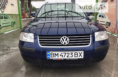 Унiверсал Volkswagen Passat B5 2004 в Конотопі
