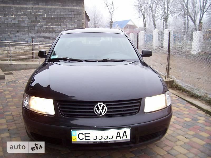 Volkswagen Passat B5 1999 в Новоселице