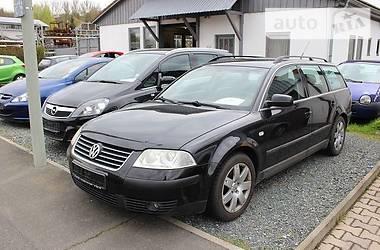 Volkswagen Passat B6 2002