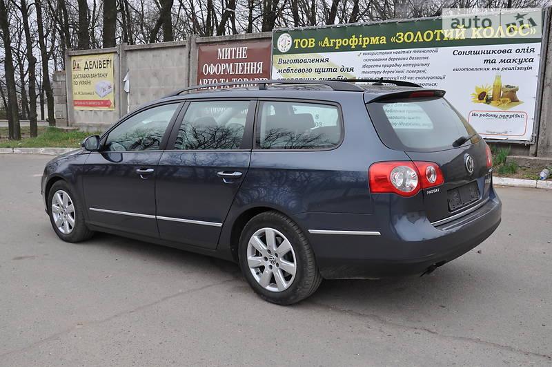 Volkswagen Passat 2006 года в Черкассах
