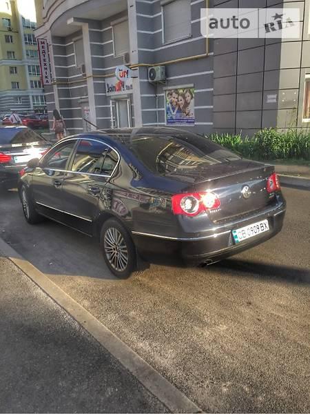 Volkswagen Passat 2008 року в Чернігові