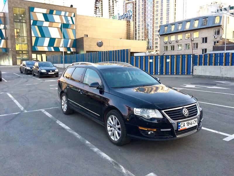 Volkswagen Passat B6 2007 в Киеве
