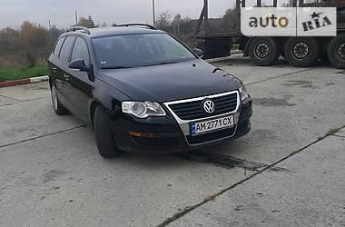Volkswagen Passat B6 2008 в Емильчине
