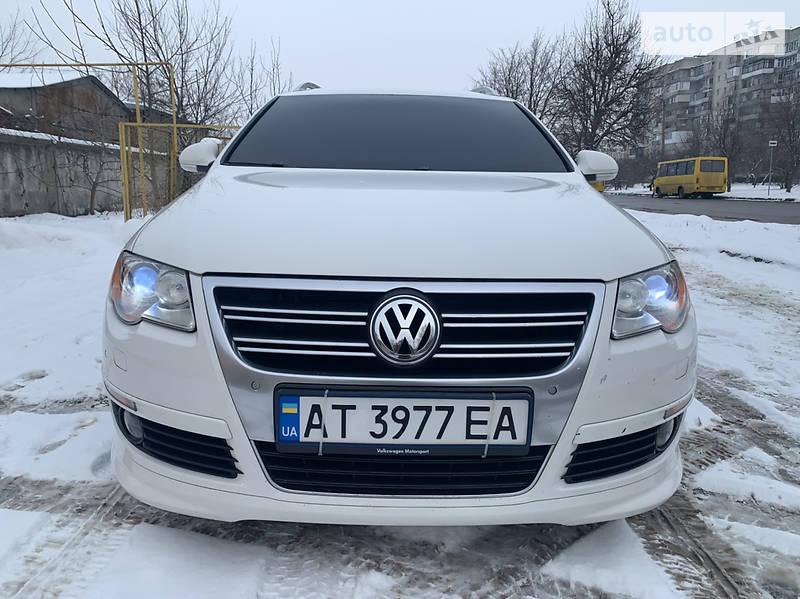 Volkswagen Passat B6 2007 в Івано-Франківську