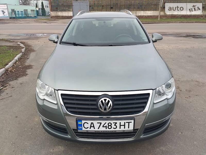 Volkswagen Passat B6 2009 в Черкассах
