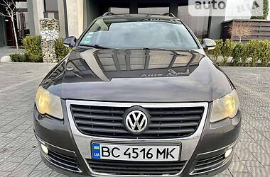 Унiверсал Volkswagen Passat B6 2008 в Стрию
