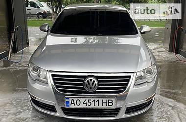 Седан Volkswagen Passat B6 2007 в Ужгороде