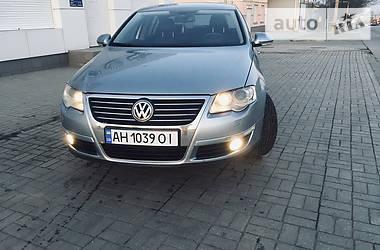 Седан Volkswagen Passat B6 2008 в Волновахе