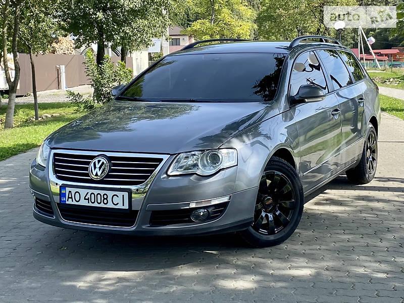 Volkswagen Passat B6 125kw