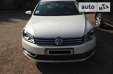 Volkswagen Passat B7 Comfort 1.8 TSI 2013