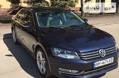Volkswagen Passat B7 2014 в Донецке