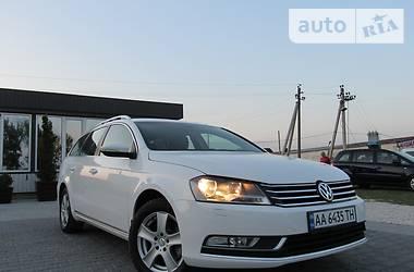 Volkswagen Passat B7 2012 в Тернополе
