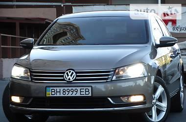 Volkswagen Passat B7 DIEZEL-OFFICIAL
