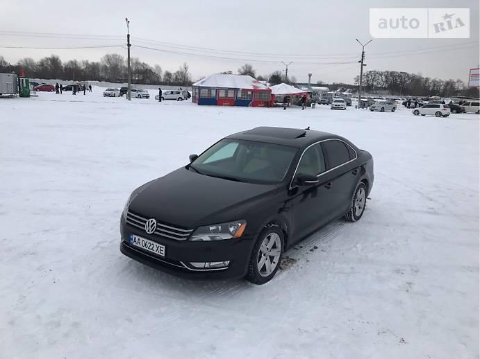Volkswagen Passat B7 SE