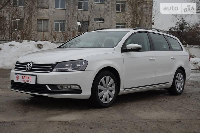 Volkswagen Passat 2014 року в Києві