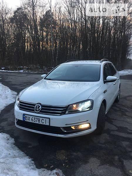 Volkswagen Passat 2012 года в Хмельницке