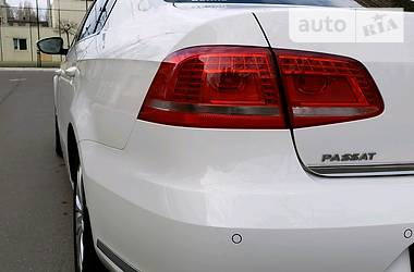 Volkswagen Passat B7 2012 в Кривом Роге