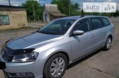 Volkswagen Passat B7 2012 в Попільні