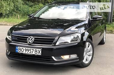Volkswagen Passat B7 2013 в Тернополі
