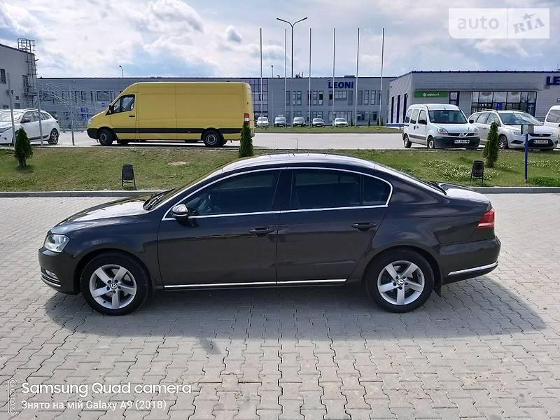 Volkswagen Passat 2012 року в Івано-Франківську