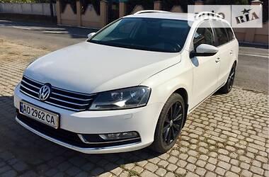 Volkswagen Passat B7 2012 в Мукачево