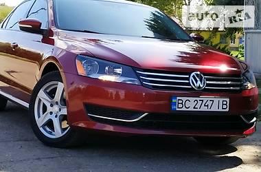 Volkswagen Passat B7 2015 в Дрогобыче