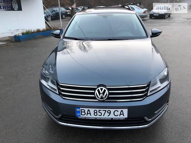 Volkswagen Passat B7 2012 в Гайвороне