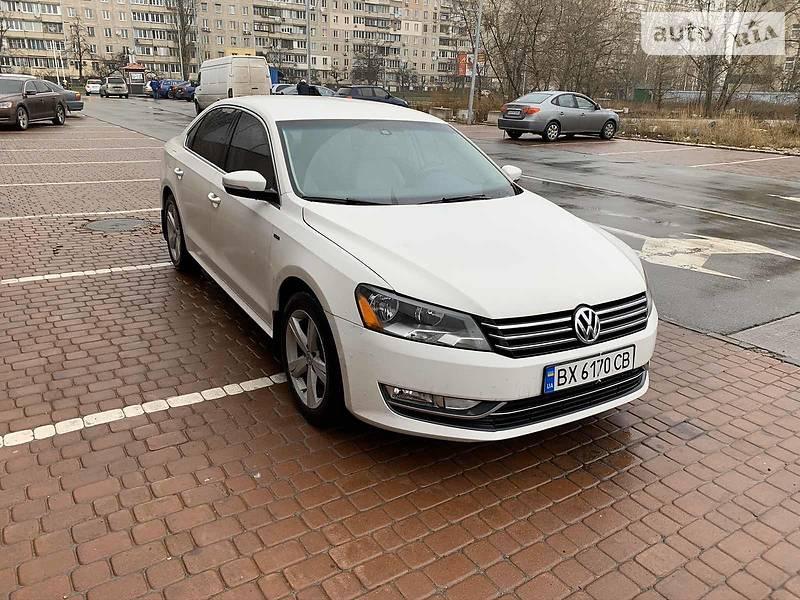 Volkswagen Passat B7 2016 в Киеве