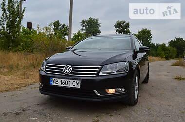 Volkswagen Passat B7 2014 в Шаргороде
