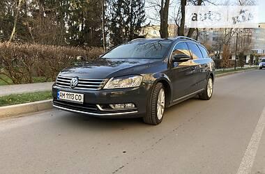Volkswagen Passat B7 2014 в Новограде-Волынском